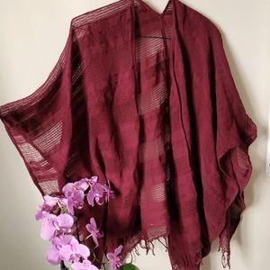 AEO! Kimono shawl 🍓